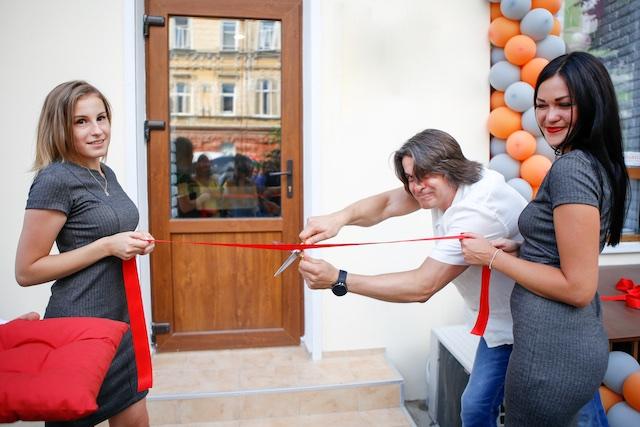 Открытие офиса в Одессе